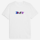 Daddy Tee in White or Grey