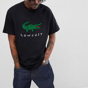 Lowcost T-shirt - Black