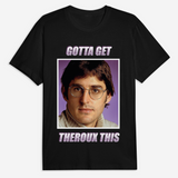 Get Theroux This Tee in Black