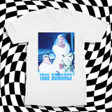 True Romance Tee - Black / White