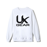 UK GEAR Sweatshirt - White