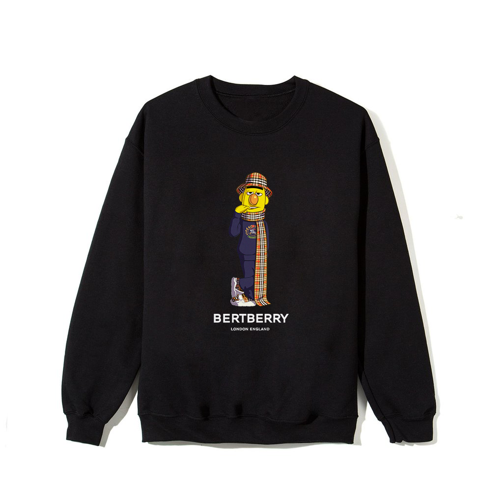 Bertberry 2 Sweat - Black