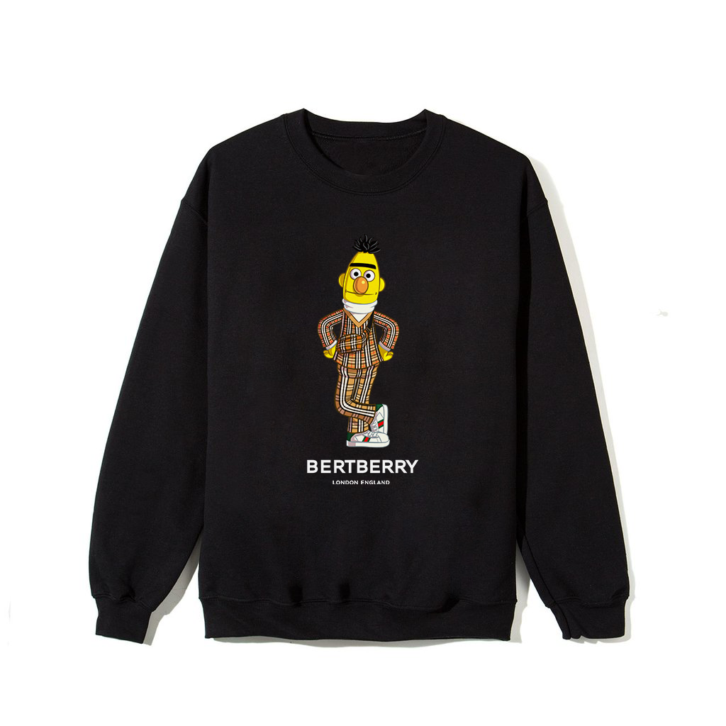 Bertberry Sweatshirt - Black