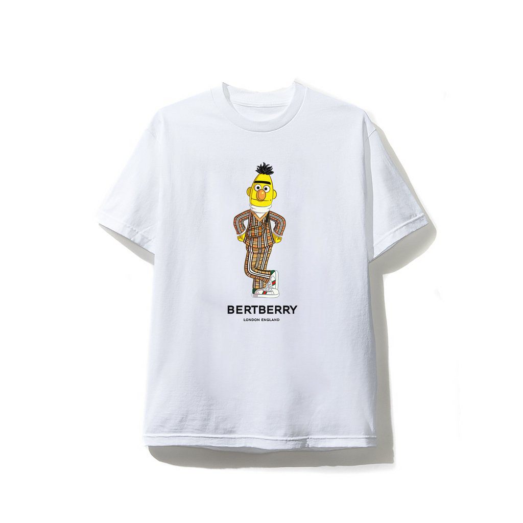 Bertberry T-shirt - White