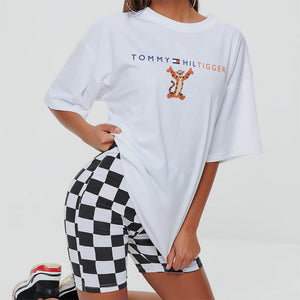 Tommy Hiltigger Tee in White