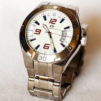 Time America Professional Chrome Watch