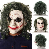Halloween Pennywise IT and Dark Knight Joker Masks