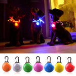 LED Pet Collar Pendant