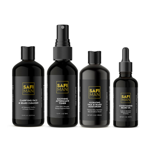 SAFI MAN Face & Beard Care