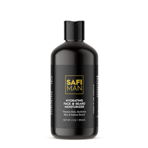 Hydrating Face & Beard Moisturizer