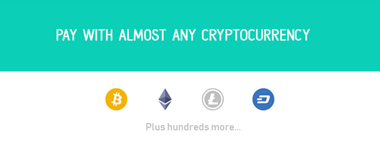 IMG - Pay With Almost Any Cryptocurrency