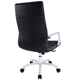 ESTHER HIGHBACK OFFICE CHAIR IN BLACK