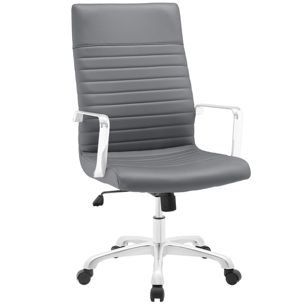 ESTHER HIGHBACK OFFICE CHAIR IN GRAY