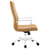 ESTHER HIGHBACK OFFICE CHAIR IN TAN