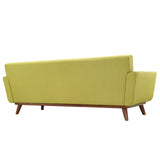 MALIX UPHOLSTERED FABRIC SOFA IN WHEATGRASS
