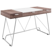 SWATCH OFFICE DESK IN BIRCH