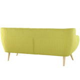 COLBY UPHOLSTERED FABRIC SOFA IN WHEATGRASS