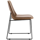 HARVEST DINING SIDE CHAIR IN BROWN