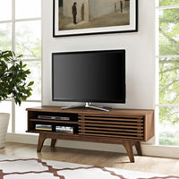"BRODY 48"" TV STAND IN WALNUT"