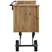 SMITHSON DINING STAND IN BROWN