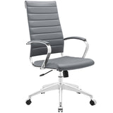 VALLIX HIGHBACK OFFICE CHAIR IN GRAY
