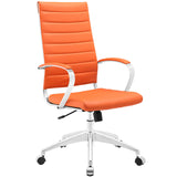 VALLIX HIGHBACK OFFICE CHAIR IN ORANGE