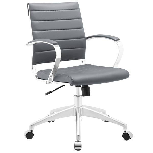 VALLIX MID BACK OFFICE CHAIR IN GRAY