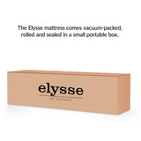 "ELYSSE CERTIPUR-US® CERTIFIED FOAM 12"" GEL INFUSED HYBRID MATTRESS"