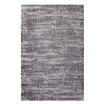 EXTRACT DISTRESSED RUSTIC MODERN 8X10 AREA RUG IN LIGHT AND DARK GRAY