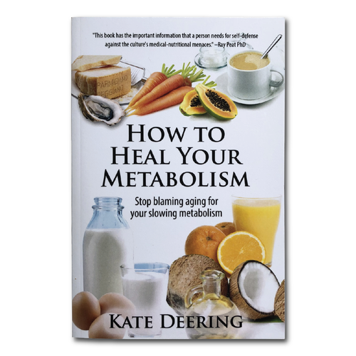How To Heal Your Metabolism By Kate Deering