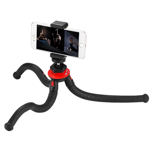Video recording tripod