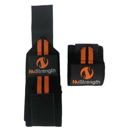 Wrist Wraps - NuStrength