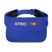 Load image into Gallery viewer, AfroKYNX© Visor Baseball Female Cap