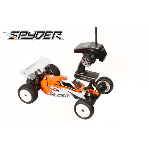 Spyder Buggy SXR-2 RM 2wd 1/10 RTR - Tiny Adventures Rc