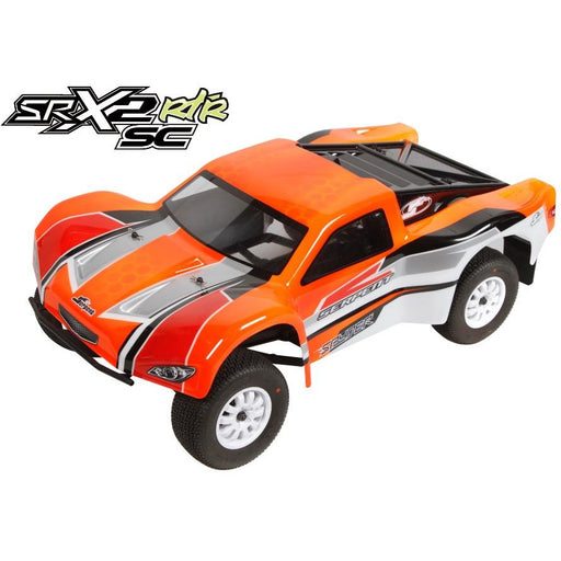 Spyder SCT 2wd RM RTR - Tiny Adventures Rc