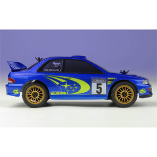 GT24 1/24 Scale Micro 4WD Brushless RTR, Subaru WRC