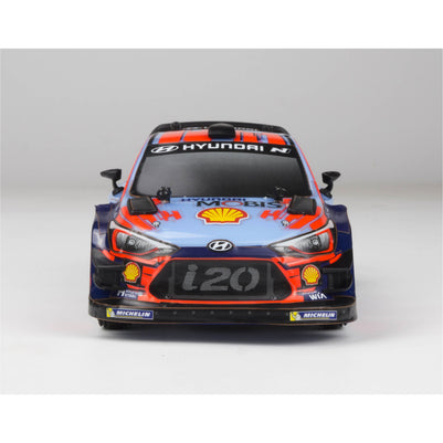 GT24 1/24 Scale Micro 4WD Brushless RTR, Hyundai i20 WRC