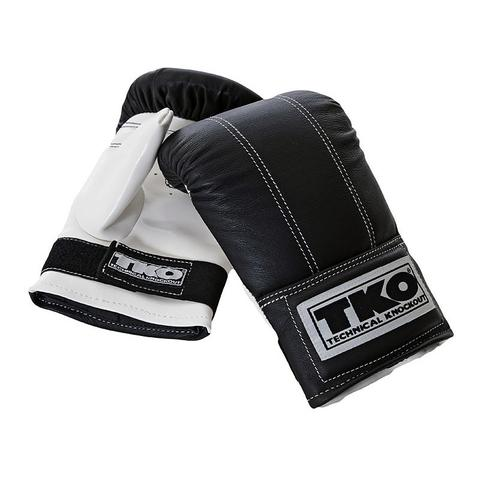 TKO Pro Style Bag Leather Glove (Pair)  Small/Medium (501LPB-S/M)
