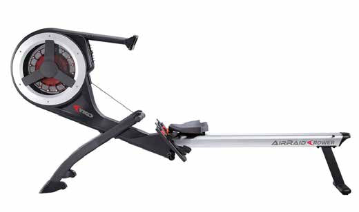 TKO Air Raid Commercial Rower