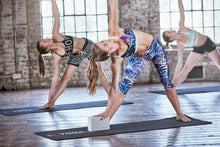 Load image into Gallery viewer, Reebok Yoga Mat and Block Set