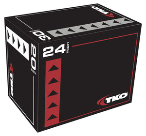 TKO 3-in-1 Soft Plyo Box (262PLBS)