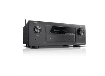 Denon AVRX3400H Receiver (Black)