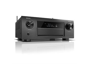 Denon AVRX6400H Receiver (Black)