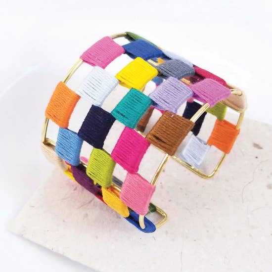 The Threaded Cuff