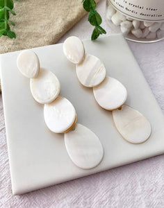 Pearl Shell Earrings