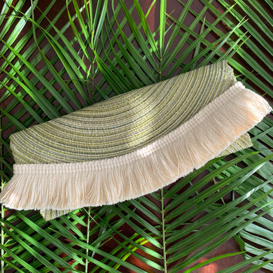 The Lucky Palm Clutch