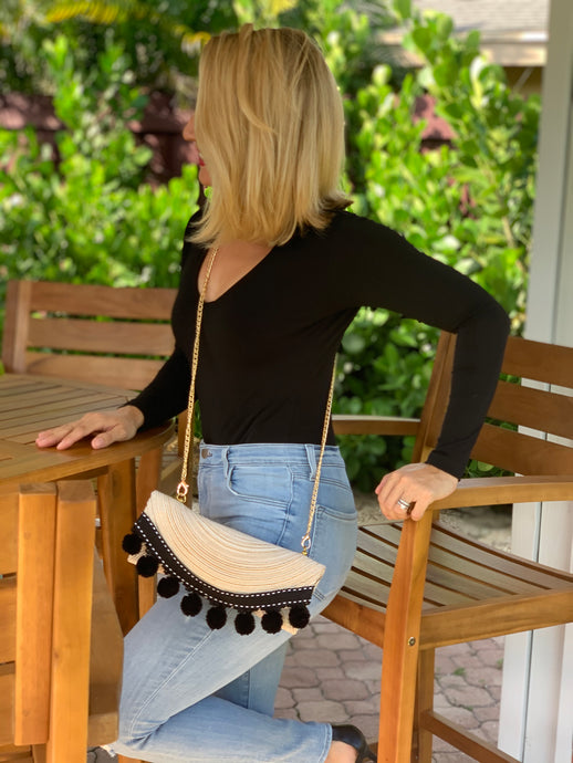The Golden Shelly Crossbody
