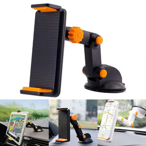 360 Rotable Smartphones Holder for Car Dashboard & Windshield Air Vent Mount