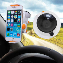 Load image into Gallery viewer, 360 Rotable Smartphones Holder for Car Dashboard & Windshield Air Vent Mount