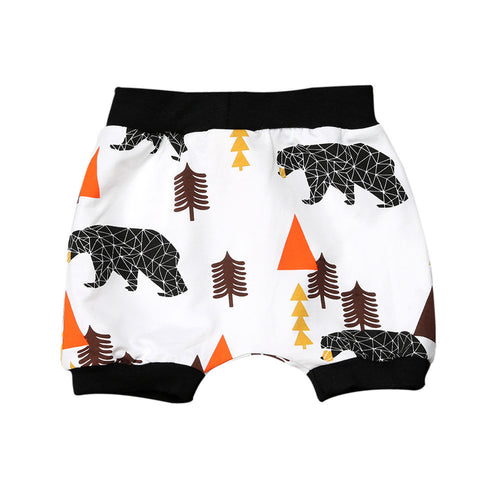 Toddler Kids Newborn Baby Girls Boys shorts